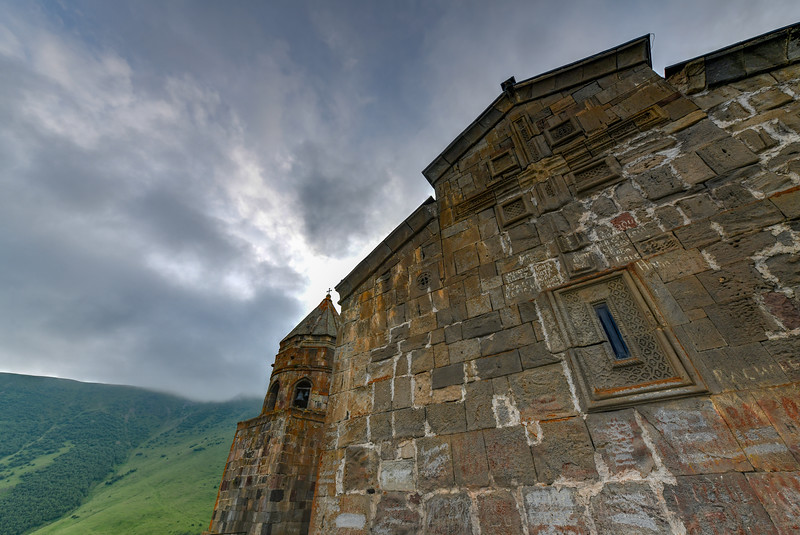 George Trinity Church - Kazbegi, Georgia
