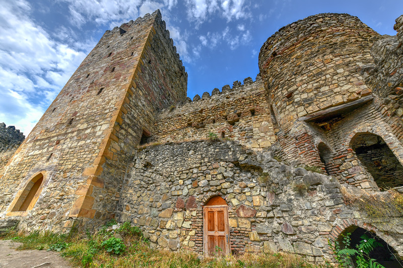 Ananuri Castle - Georgia