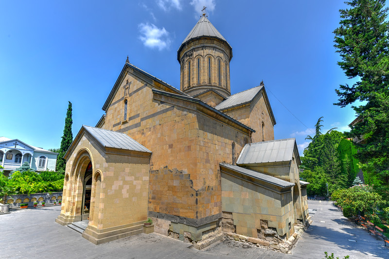 Sioni Church - Tbilisi, Georgia