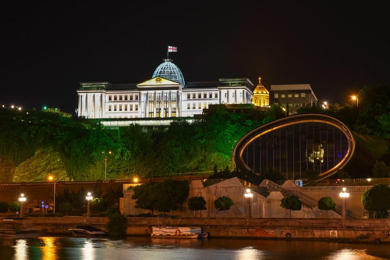 Presidential Palace - Tbilisi, Georgia