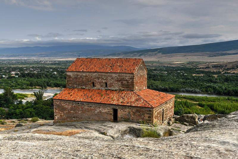 Church Of Prince - Uplistsikhe, Georgia