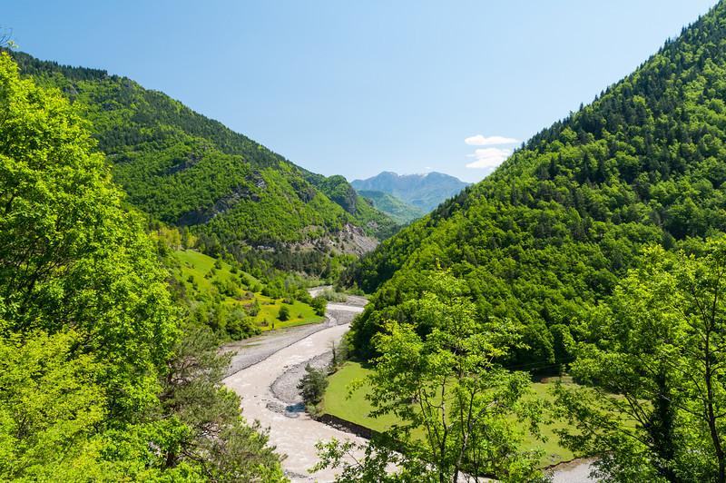 Adjaristsqali (Achariskali) Valley, Georgia