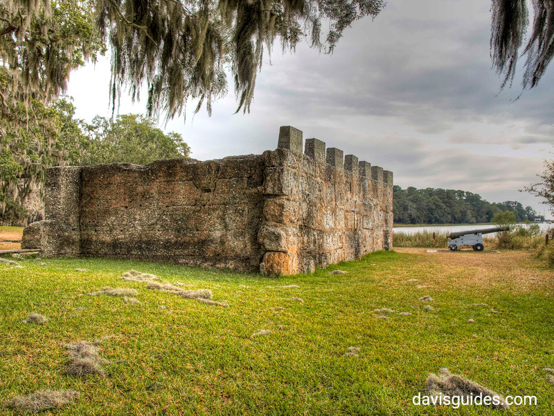 Fort Frederica, St. Simons Island