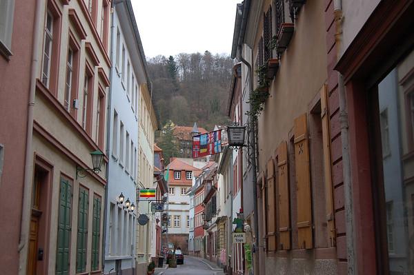 German/Switzerland/UK Trip in 2006