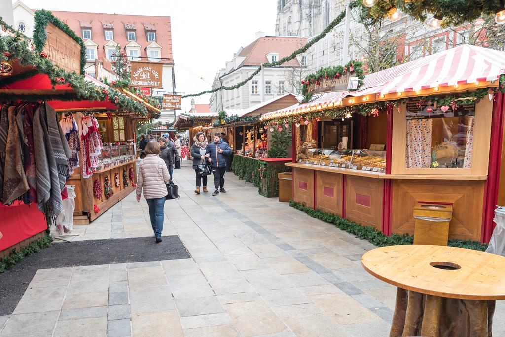 Christmas Market, Regensburg