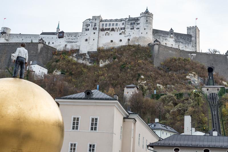 Fortress Hohensalzburg