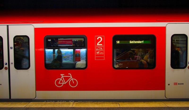 S-Bahn, Munchen