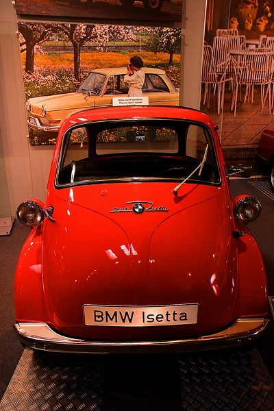 Yes, it is the first BMW Auto, Munich