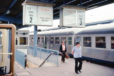 Wurzburg station