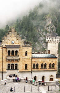 Schloss Neuschwanstein - Schwangau, Germany.