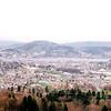 Lucerne from Gondola --<br /> Lucerne, Switzerland