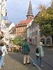 Heading towards the Münster