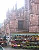 Market in Münsterplatz
