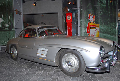 GermanyNurburgring04MuseumMerc300SL