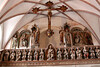 Landshut - Trausnitz Castle - Georgskapelle (St George's Chapel).