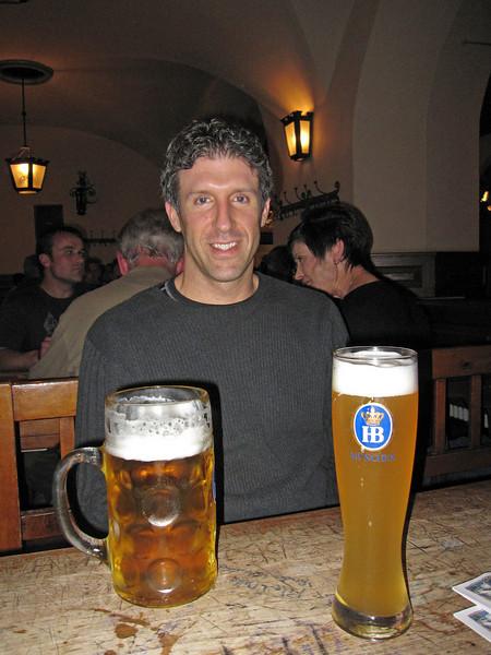 The Hofbrauhaus - Munich