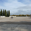 Dachau roll call yard