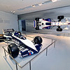 BMW Formula 1 race cars.
