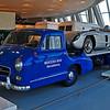 A 1955 Mercedes-Benz Rennwagen-Schnelltransporter in the Gallery of Carriers.