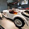 An early Mercedes-Benz.