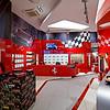 The Ferrari store.