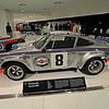 A 1973 Porsche 911 Carrera RSR.