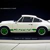 A 1973 Porsche 911 Carrera RS 2.7 Coupe.