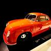 A 1948 Porsche 356/2 Coupe.