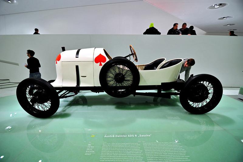Sascha, a 1922 Austro-Daimler ADS R.