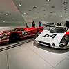 Porsche race cars.