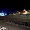 Seefeld at night.