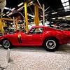 A Ferrari.