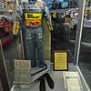 Michael Schumacher's racing gear.