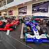 Sinsheim boasts the largest permanent Formula 1 exhibit in Europe.