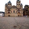 Trier Cathedral (Dom) and the Church of Our Lady (Liebfrauenkirche).