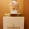 We toured the Meissen porcelain showroom