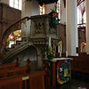 Luther preached from this pulpit