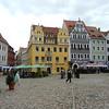Meissen's market place
