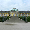 A few miles away was the Sanssouci Palace of August the Strong