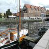 Ribe, Denmark's oldest city (dating back to 710 A.D.)
