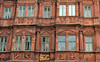 Hotel Ritter, the oldest building in Heidelburg, Germany.