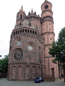 Worms Cathedral 02