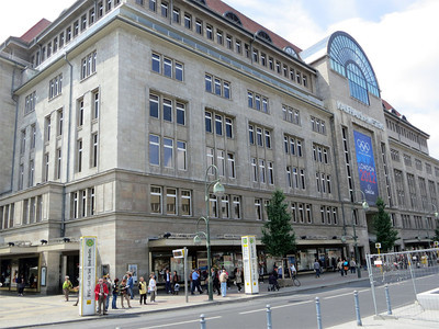 Berlin Ka De We department store 02 copy
