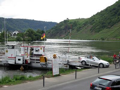 Beilstein Moselle ferry