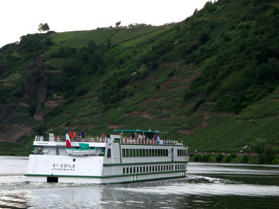 Beilstein Moselle cruise boat