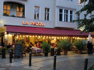 Berlin Savignyplatz restaurant