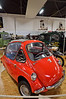 This is a Heinkel Kabine.  It may look like an Isetta, but it's not.