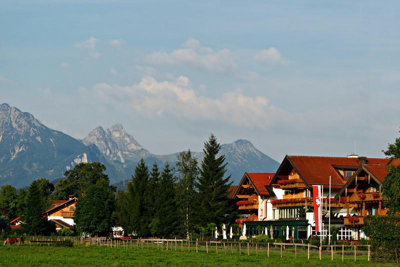 Hotel Ruebezahl, Schwangau Germany