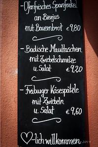 Gasthaus Zum Kranz - lunch mneu