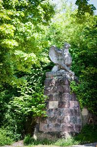Freiburg - Der Schlossberg